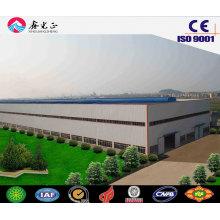 Edificios de la fábrica / taller de la estructura de acero (JW-16291)