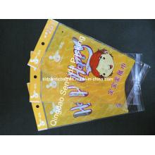 Gedruckte OPP Header Selbstklebstofftasche (L056-Ex)