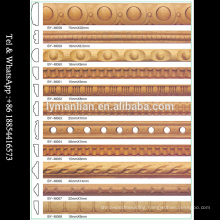 Low price wood beading