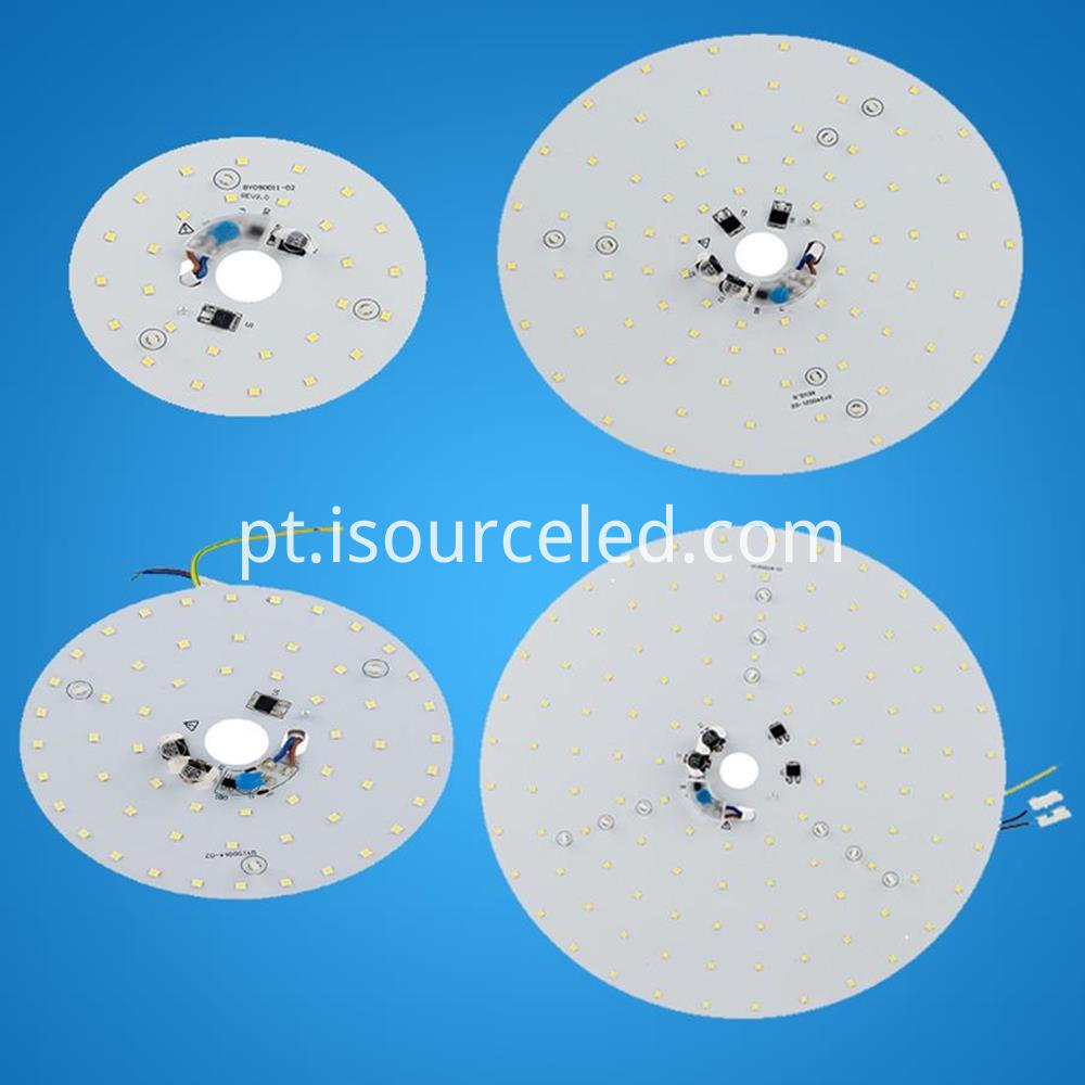 10w-32w led ceiling light koda round SAA RoHS