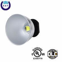 Aprovação de UL lâmpada de luz de tubo de DLC de alta luz 120w levou luz de baía alta