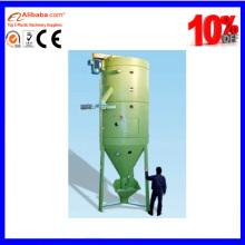 precio plástico del mezclador plástico del gránulo del color con el secador