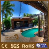 Foshan outdoor swimming pool wood plastic composite decking board