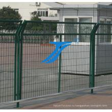 Забор, Двойной Проволоки Кромки,