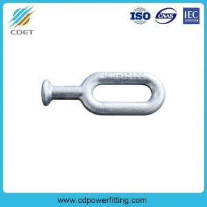 Galvanized  Ball Eye Link