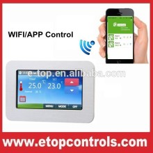 LCD Touch Screen WIFI Controlled Thermostat HT-CS01                                                                         Quality Choice