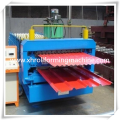 Color Steel Sheet Roof Tile Double Layer Roll Forming Machinery