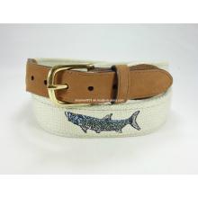 Fashion Canvas Belt (EUBL0612-35)