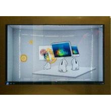 L'affichage à cristaux liquides de 42inch transparent adapté aux besoins du client