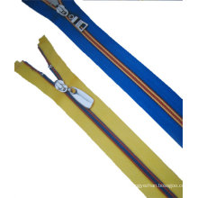 Custom Sizes Plastic Special Zipper (Open or Close End)