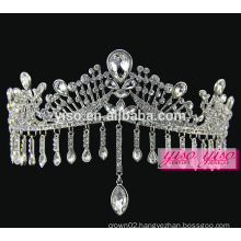 royal crown decoration european fashion bridal headbands jewelry tiara