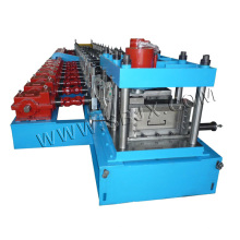 C Purlin Roll Umformmaschine mit Getriebe