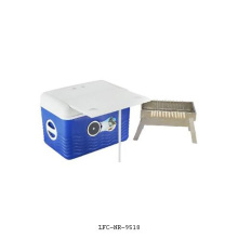 Barbecue Cooler Box, Cooler Case, Plastic Cooler Box, Ice Box