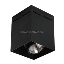 Square pendant led surface mounted downlight COB 30W high efficiency with competitive price