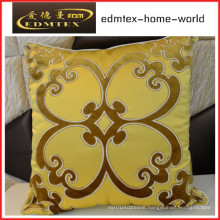 Embroidery Decorative Cushion Fashion Velvet Pillow (EDM0328)