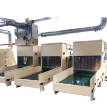 Chinese Factory Automatic Electronic Weight Control System Bale Opener with Scale
