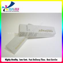Glossy Printing Shenzhen Factory Custom Falten Haustier Kosmetik-Box