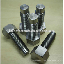 Stainless Steel Bolt With Dog Point