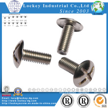 Stainless Steel 316 Truss Head Phillips Roofing Screw