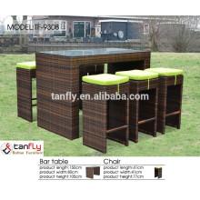 открытый сад патио Синтетические ротанга Мебель Филиппины