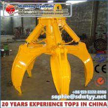 Cilindro hidráulico de alta calidad para abrazaderas hidráulicas