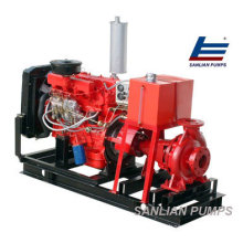 Diesel Engine Centrifugal Water Pump (XA) with High Quality