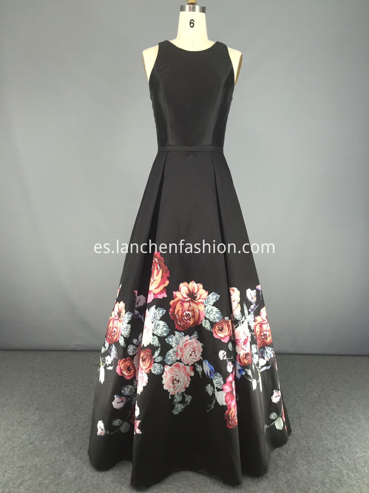 Full Length Evening Dress
