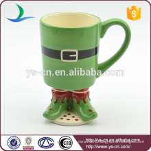 Wholesale Factory direct unique ceramic bulk christmas mugs