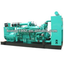 Generador diesel del motor de la energía 640kW 800kVA fijado