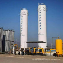 DOER Equipment Cryogenic N2 Storage vessel for sales