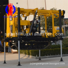 Huaxia Master supply XYD-130 crawler drilling rig/borehole water well drill rig/ hydraulic water well rigs