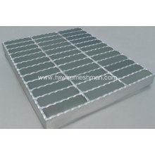 Aluminum Serrated Bar Grating