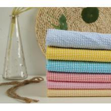 100% Cotton Yarn Dyed Check Fabric Shirt Fabric