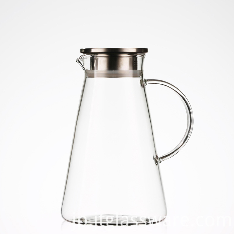 2L Glass Pitcher
