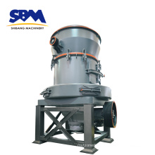 SBM Hot sale mtw175 pulverizer for quarry project