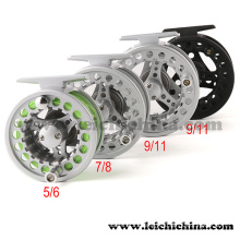 Chinese Die Casting Super Cheap Aluminum Fly Reel