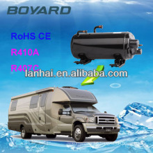 air conditioner spare parts accessori hermetic rotary compressur for RV Caravan Truck Sleeper cab air conditioner