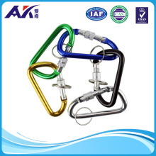 Aluminum Carabiner Camp Camping Key Ring