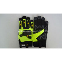 Working Glove-Safety Glove-Protected Glove-Gloves-Weight Lifting Glove-Construction Glove