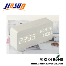 Digital Calendar New Clock With Temperature