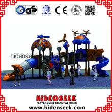 Equipo de parque de atracciones de la fabricación de China Patio de juegos al aire libre de los niños