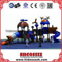 Terrain de jeu extérieur d'enfants de parc d'attractions de fabrication de la Chine