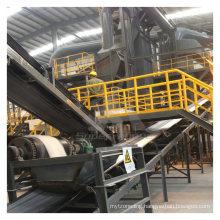 Mining Industry Used Belt Conveyor Silica Sand Belt Conveyor