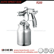 LVLP Spray Gun with 1000ml suction cup R200