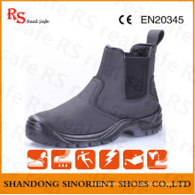 Heavy Work Boots Safety PU Sole Safety Boots (RS581)