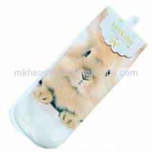 Unisex preiswerte Art und Weise kundenspezifische sublimierte Socken für Großverkauf