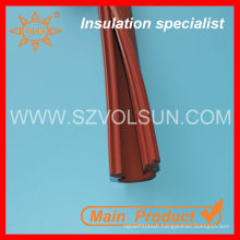 Flexible Silicone High Voltage Rubber Insulating Line Hose