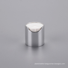 Neck 20 Plastic Cosmetic Packaging Aluminium Cover Lotion Cap
