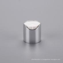 Шея 20 Пластиковая косметическая упаковка Алюминиевая крышка для лосьона для крышки