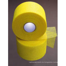 Malla de fibra de vidrio resistente a álcalis duradera (malla de fibra de vidrio YB)